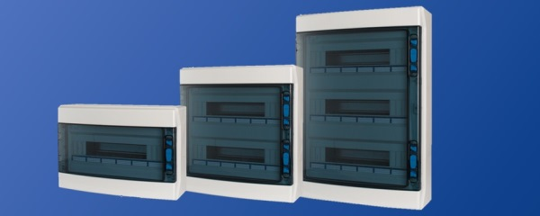 IKA Surface-mounted Compact Distribution Boards